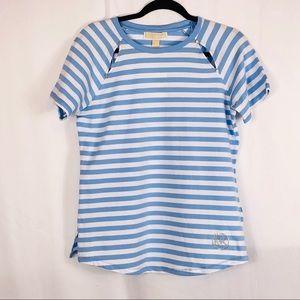 Micheal Kors | Stripped T- Shirt